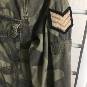 RSQ Jackets & Coats - RSQ Army Jacket